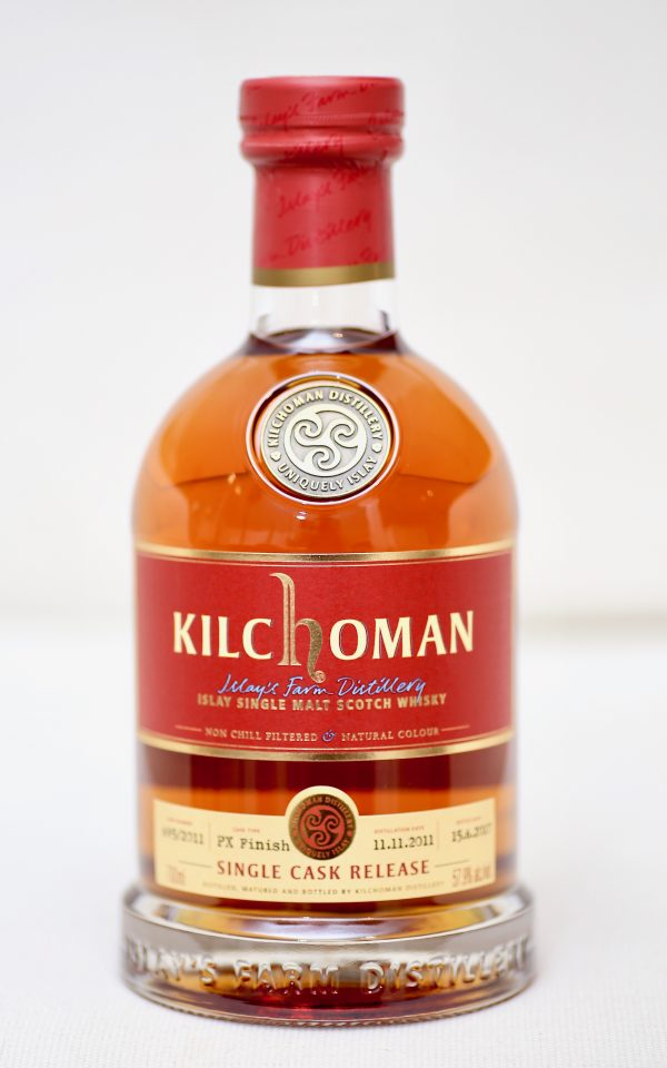 Kilchoman Single Cask Whisky Allium