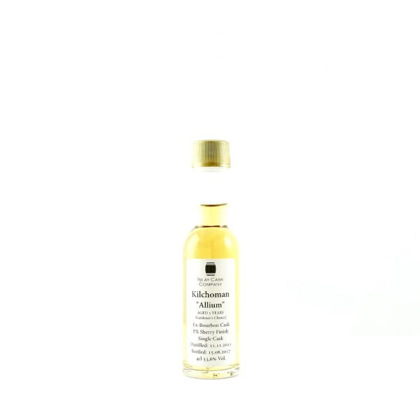 Kilchoman Allium PX Sherry Single Cask 4cl Sample