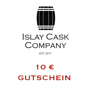 10 € Gutschein - Islay Single Cask Whiskys