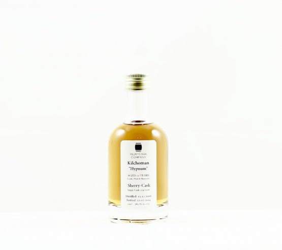 Kilchoman Sample 10 cl 12 jahre sherry